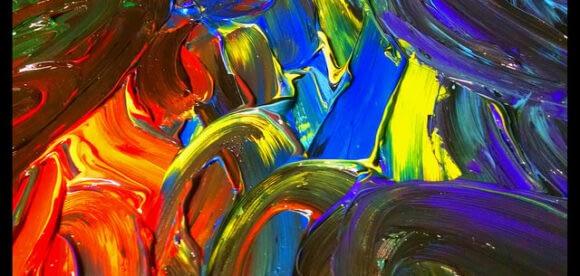Cele mai frumoase tablouri abstracte pentru casa ta