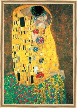 Tablou Sarutul de Klimt