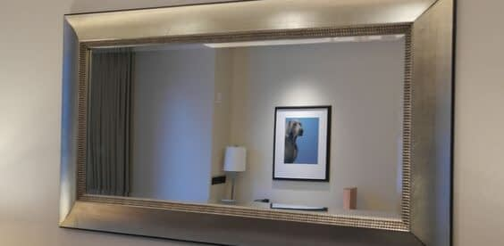 De ce sa folosesti o oglinda de perete?
