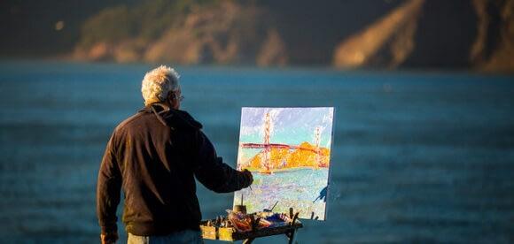 8 picturi celebre pentru casa ta