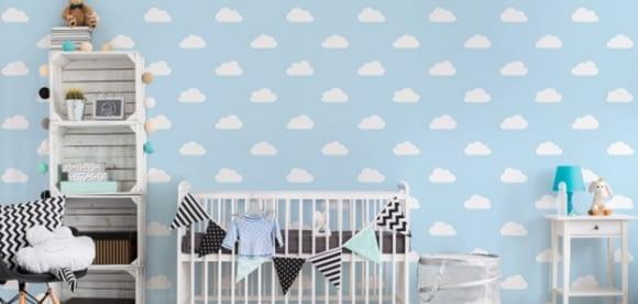 Cum să decorezi camera copiilor cu fototapet