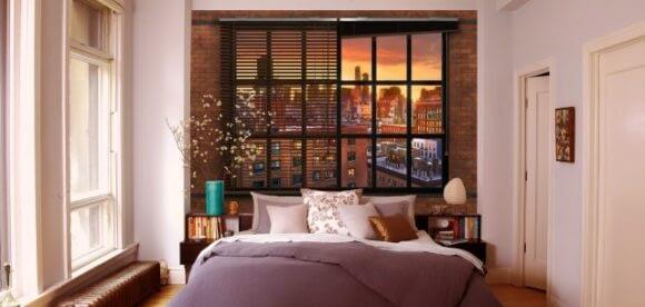 5 idei pentru amenajarea unui dormitor într-un apartament de bloc
