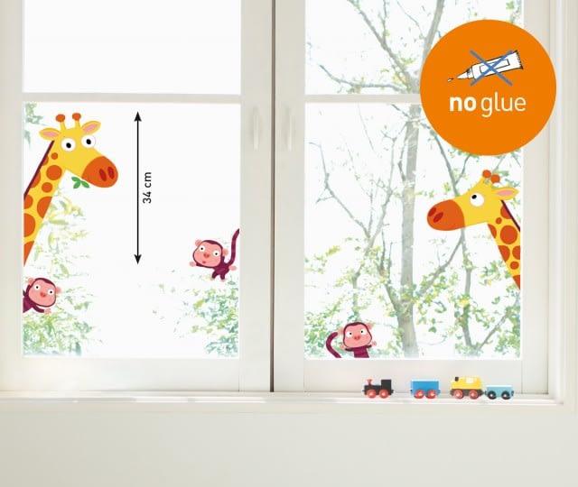 stickere de geam