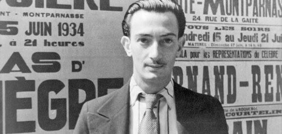 Salvador Dali si lumea suprarealista