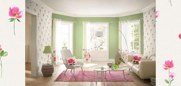 Cum calculezi necesarul de tapet pentru decorarea casei tale?