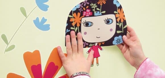 Cum decorezi o camera de copii cu fototapet si stickere?